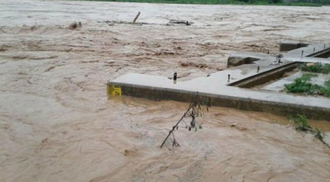 Realizan trabajos preventivos ante posibles desbordes del río Pilcomayo