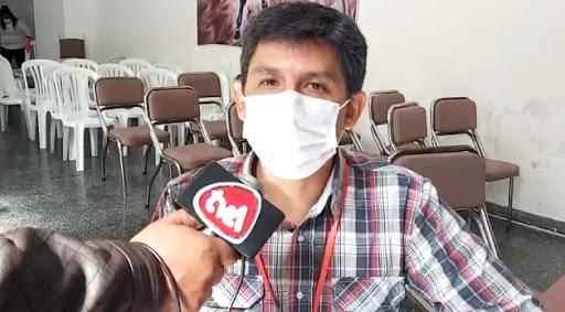 Cívicos de Tarija manifiestan que está atravesando por una crisis institucional