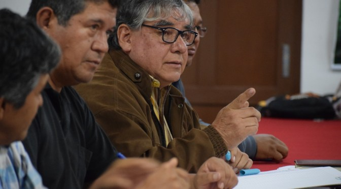 Freddy Cortez anuncia que buscará ser delegado de Real Tarija para seguir en el Consejo Central de la ATF