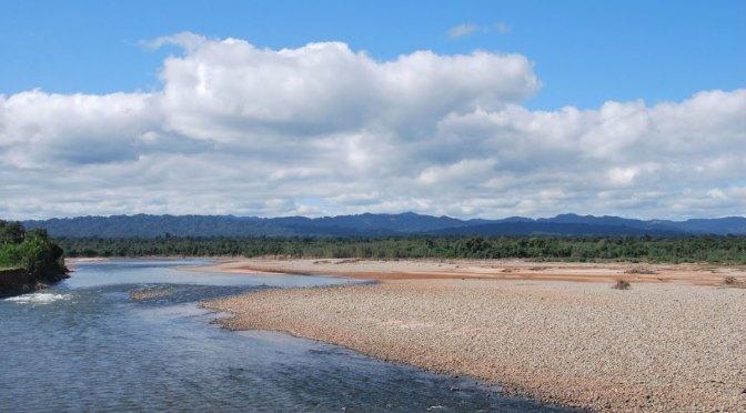 Aguas de los ríos Bermejo y Grande de Tarija contaminadas