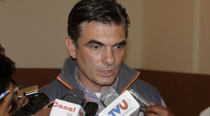 Rodrigo Paz y su familia dan positivo en Covid-19