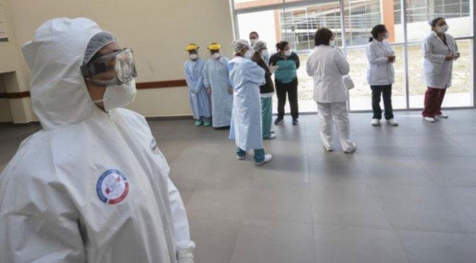 Sucre: Persona que llegó de Guayaramerín presenta síntomas de variante brasileña de covid-19