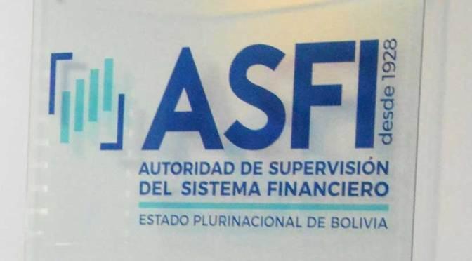 ASFI instruye a bancos cumplir con periodo de gracia sin cobrar intereses adicionales