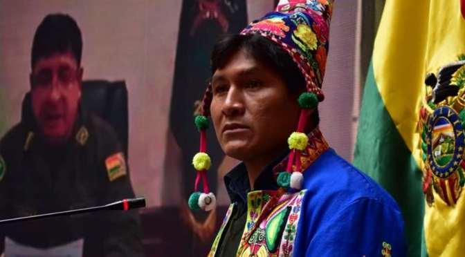 Viceministerio de Descolonización denuncia a 26 policías por hechos del motín de 2019