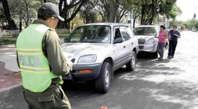 Policía descarta ampliación de inspección técnica vehicular, termina el 31 de enero