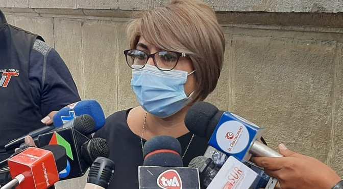 Morales a Lea Plaza: En crisis terminamos hospitales, caminos, plantas de tratamientos