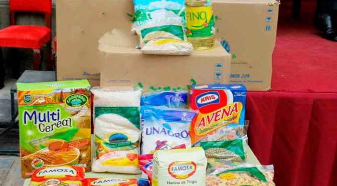 Personas con discapacidad amenazan con movilizaciones si por el paquete alimentario
