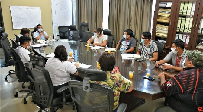 Yacuiba: Garantizarán inicio de labores escolares con medidas de bioseguridad