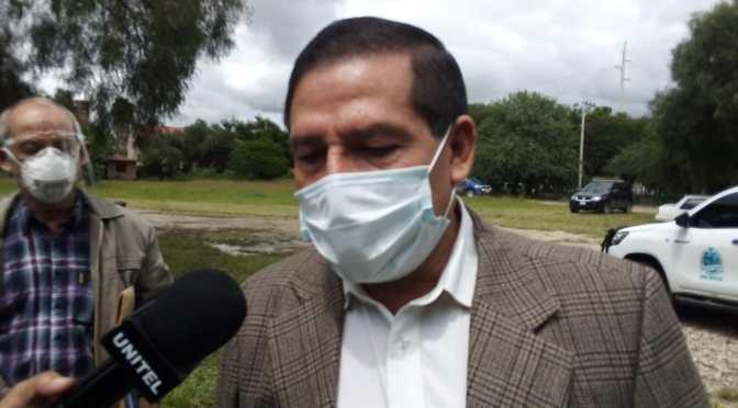 Vallejos señala que José Quecaña desde noviembre no cumple con transferencia de recursos