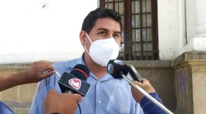 Figueroa califica de política la censura de la Asamblea Departamental