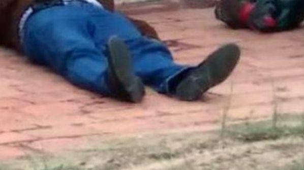 Motochorros asesinan a un comerciante de maíz en el Paraíso, y le roban bs 300.000