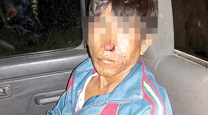 Condenan a 30 años de cárcel a sujeto que mató a picotazos a su esposa