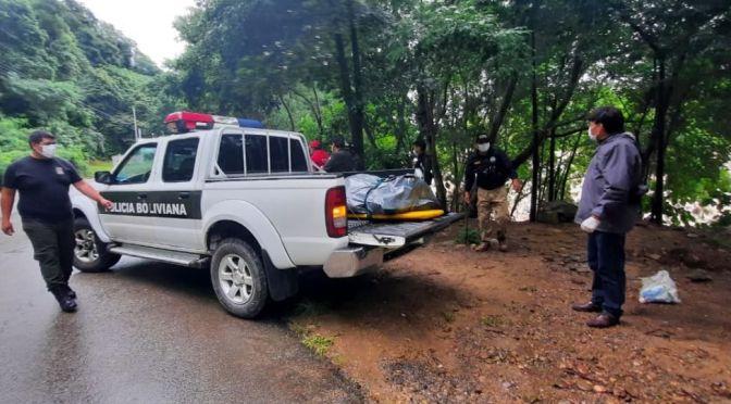 Encuentran dos cadáveres que fueron arrastrados por las aguas del río Bermejo