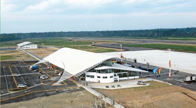 Sin seguridad, el aeropuerto de Chimoré operó 48 horas irregularmente