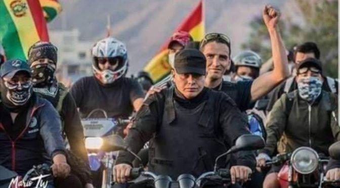 Revocan libertad a Yassir Molina y Justicia dicta su detención preventiva en la cárcel de Sucre