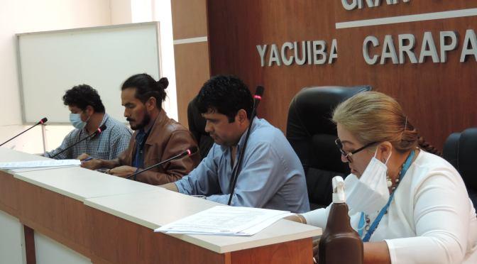 Quecaña rendirá cuentas a la Asamblea Regional sobre el manejo de recursos
