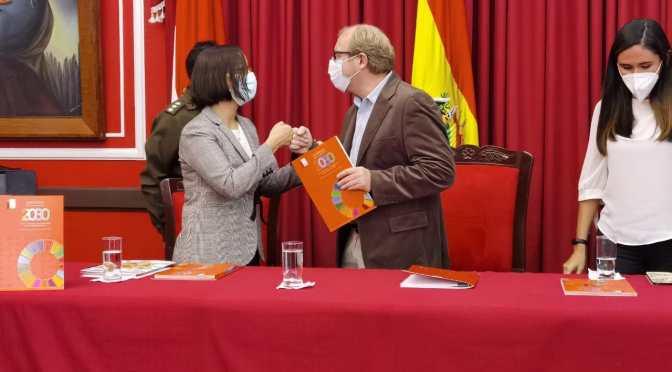 Gobernación de Tarija y PNUD presentan la Agenda Departamental 2030 para superar la Pobreza Multidimensional