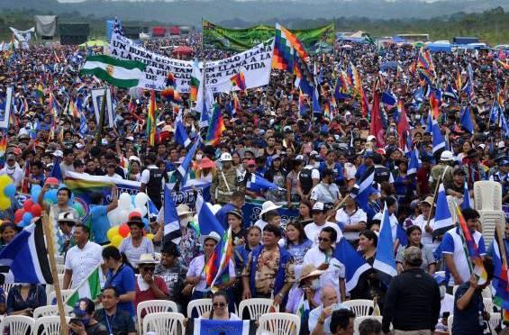 El MAS se reúne en Cochabamba, para analizar la causa de la derrota electoral