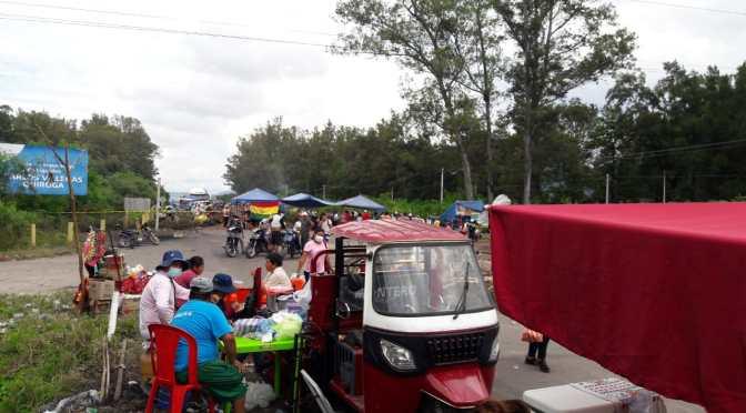 Persisten bloqueos en el Chaco, la ABC recomienda tomar precauciones