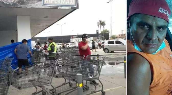 Envían a la cárcel al hombre que mató a su expareja fuera de un supermercado en Santa Cruz