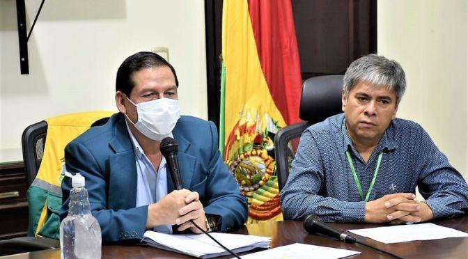 Alcaldía y Colina acuerdan un desembolso parcial de la deuda y cesan los bloqueos