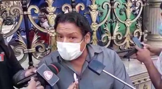 VIDEO: Denuncian a Montes por estafa, fraude y abuso de confianza