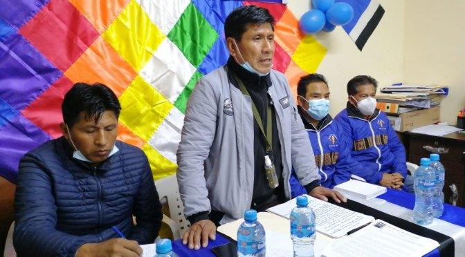 El MAS pide la expulsión de los «culpables» de la derrota en el balotaje
