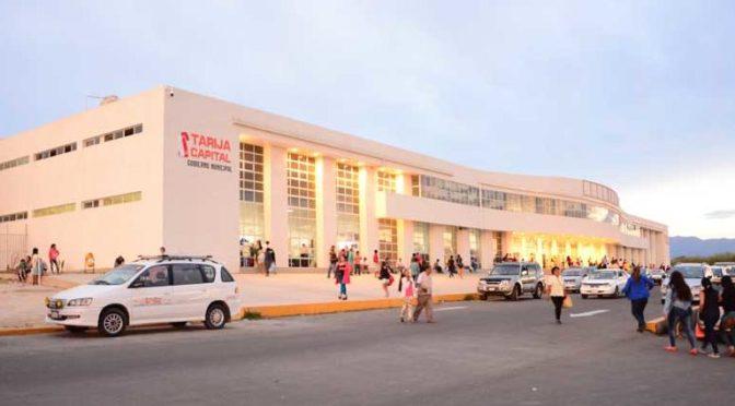Terminal de buses será cerrada desde el sábado a las 15.00