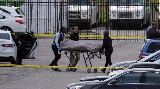 Nuevo tiroteo en EEUU deja ocho muertos en Indianápolis