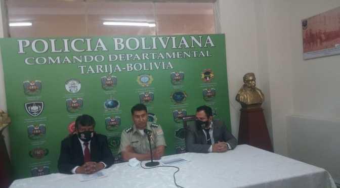 Policía aclara que Balvina era buscada desde el principio y que se aprehendió al principal autor
