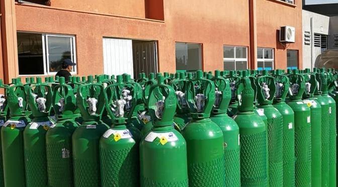 Alcaldía evaluará hasta hoy la empresa a cargo de implementar nueva planta de oxigeno