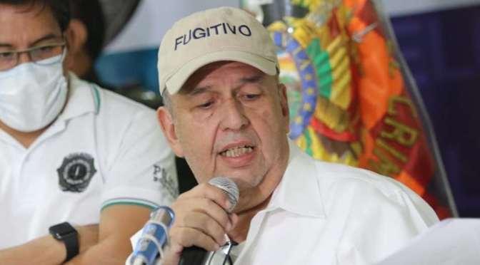Murillo, en prisión, no recibirá visitas «hasta nuevo aviso»