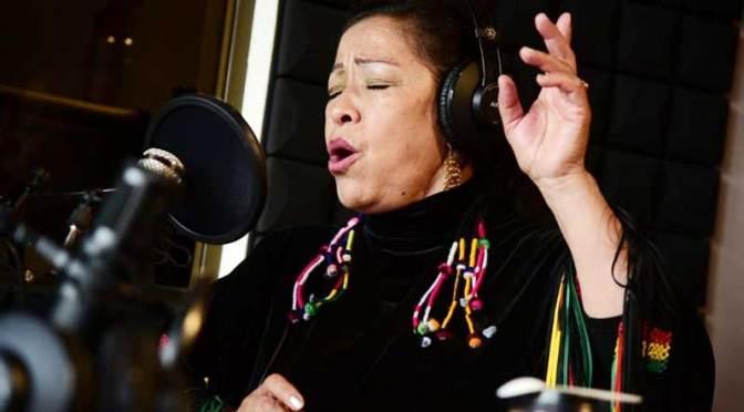 La cantante Luisa Molina perdió la batalla contra el Covid-19