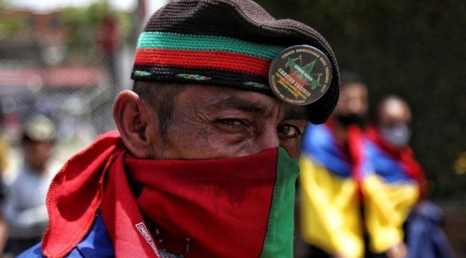 Protestas en Colombia: qué es la minga indígena y qué papel juega en las manifestaciones