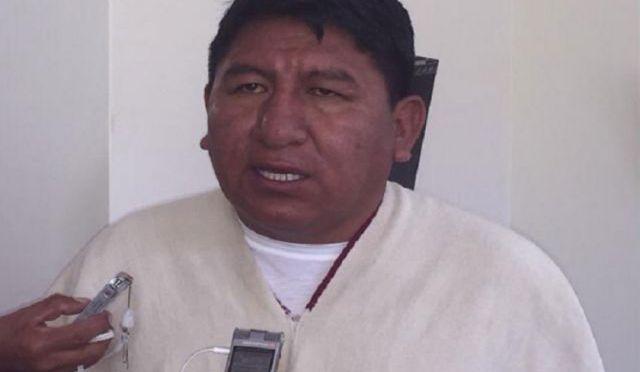 Gobernador de Potosí confirma muerte de tres funcionarios en accidente de tránsito