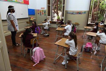 Argentina: Buenos Aires vuelve a clases presenciales