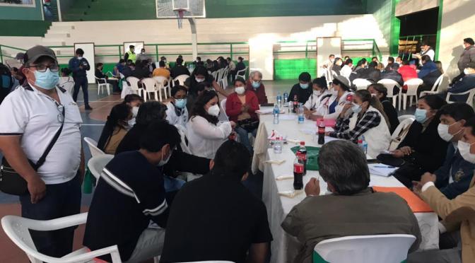 Desmienten que Bermejo se retire del Bloque del Sur y ratifican reunión para el 25 de junio