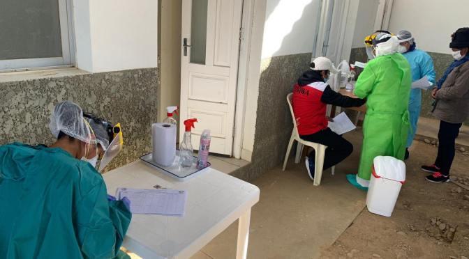 Garantizan la continuidad de ítems de salud durante la pandemia