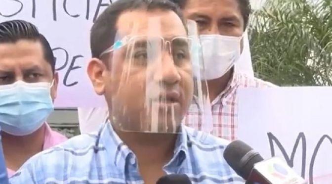 """Alpacino Mojica, director del Segip Santa Cruz, denuncia por """"tortura"""" a Áñez, y Murillo"""