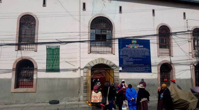 En la cárcel de San Pedro aparece sin vida un recluso acusado de violación