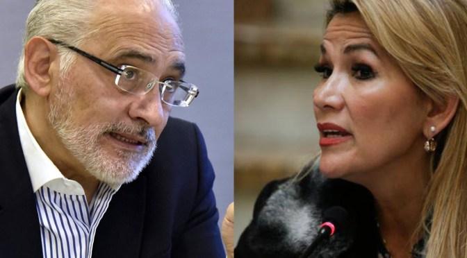 Lima ofrece garantías a Mesa para declarar y asegura que no pedirá su detención
