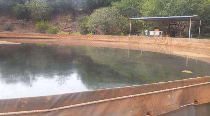 Vintage Petroleum Boliviana Contamina suelos de Tarija con Mercurio y otros venenos