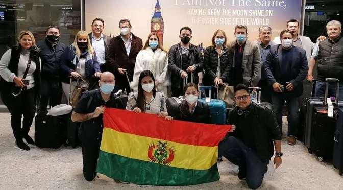 Comisión de Ética procesa a 9 diputados de oposición que viajaron a Washington en abril