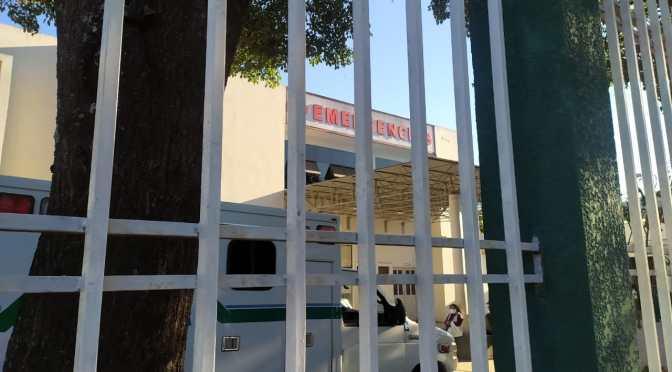 En Villa Montes denuncian que el hospital Zelaya se rehúsa a darles oxígeno