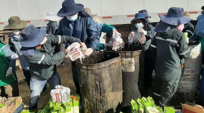 Video: Vitivinícolas señalan que no habrá perspectiva de crecimiento a causa del contrabando