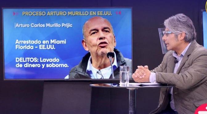 Murillo deberá cumplir condena en EEUU antes de ser extraditado