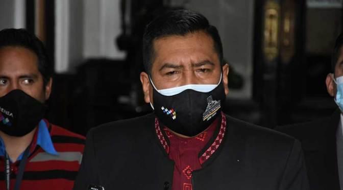 Presidente de Diputados exige a Lenin Moreno disculparse con Bolivia por envío de armamento
