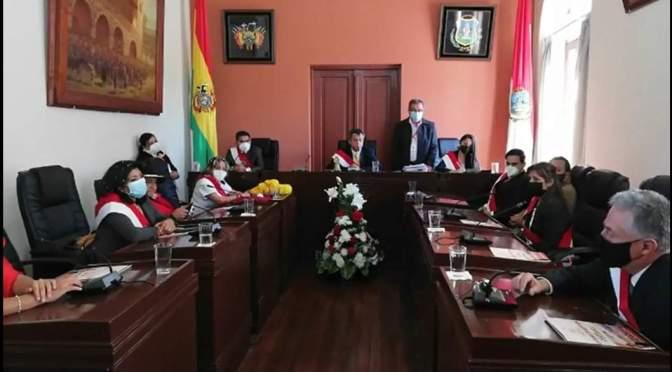 Concejo Municipal retoma el trabajo sobre la Carta Orgánica