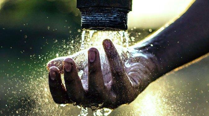 Una comunidad guaraní denuncia que se quedó sin agua hace un mes