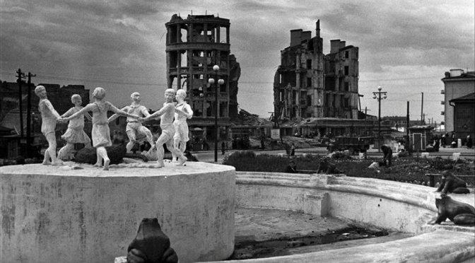 Las ruinas de la Historia